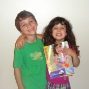 Aiden and Kailyn Dennis