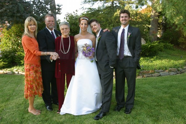 Casey and Holly's Wedding