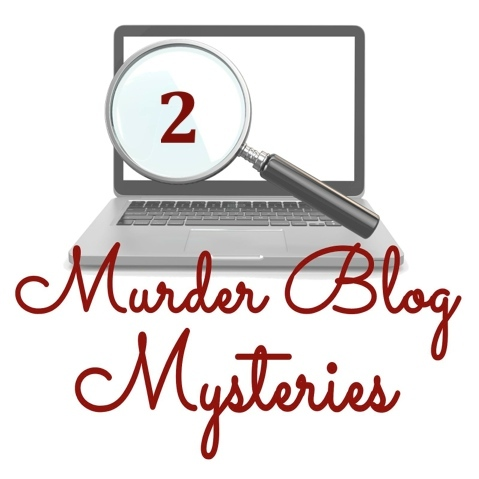 Murder Blog logo with number 2