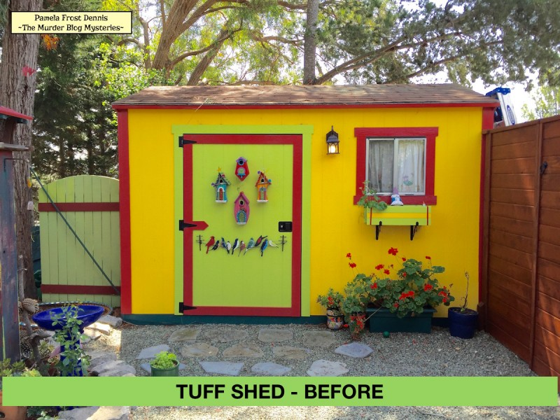 author-pamela-frost-dennis-tuff-shed-before-remodel
