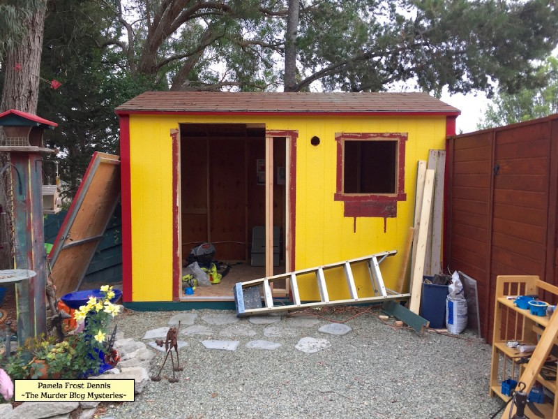 tuff-shed-remodel-in-progress-pamelafrostdennis-com